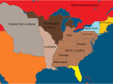 Map Of Usa and England the United States and Neighboring Countries In 1860