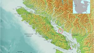 Map Of Vancouver island Canada Lasqueti island Wikipedia
