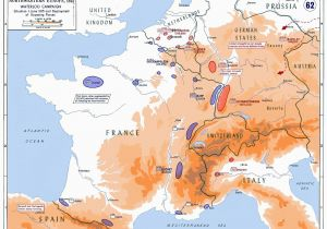 Map Of Vendee France Minor Campaigns Of 1815 Wikipedia
