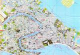 Map Of Venice Italy attractions City Map Of Venice Italy 2015 2016 Pinterest Venice Venice