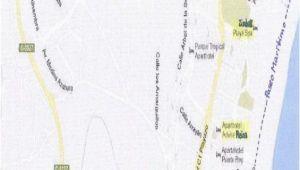 Map Of Vera Spain Apartamento Altos De Nuevo Vera Playas De Vera Almeria andalucia