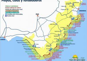 Map Of Vera Spain atico En Exclusivo Complejo En La Playa De Vera Updated 2019