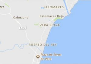 Map Of Vera Spain Playas De Vera 2019 Best Of Playas De Vera Spain tourism Tripadvisor