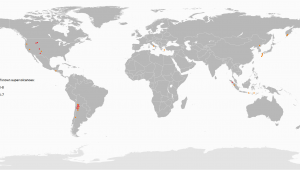 Map Of Volcanoes In Canada Supervolcano Wikipedia