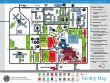 Map Of Waco Texas and Surrounding Cities Facility Maps Central Texas Veterans Health Care System