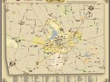 Map Of Waco Texas and Surrounding Cities Uncategorized Printable Maps Part 201