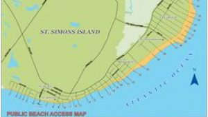 Map Of Waycross Georgia 7 Best Saint Simons island Maps Images island Map Saint Simon
