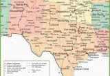 Map Of West Texas and New Mexico Texas Oklahoma Border Map Maplewebandpc Com
