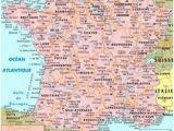 Map Of Western France 9 Best Maps Of France Images In 2014 France Map France France
