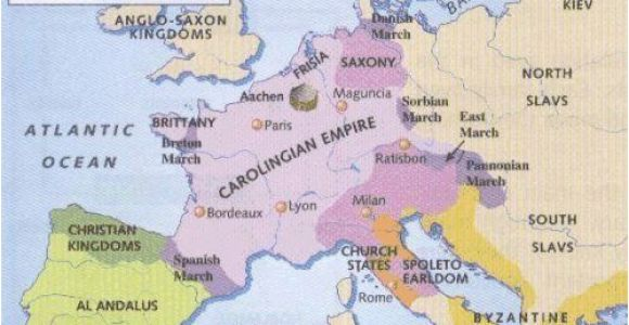 Map Of Western France the Center Of the Postclassical West Was In France the Low