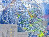 Map Of Whistler Canada Blackcomb Mountain Skiing Whistler British Columbia