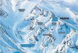 Map Of Whistler Canada How to Ski Whistler Blackcomb S Spanky S Ladder where to