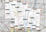 Map Of Wickliffe Ohio Cleveland Zip Code Map Luxury Ohio Zip Codes Map Maps Directions