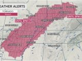 Map Of Wilmington Ohio Reports Damage Power Outages Reported after Severe Storms Slam