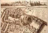 Map Of Windsor England Windsor Castle Evolved norman Motte and Bailey Castle In England