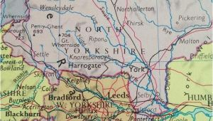 Map Of Yorkshire England with towns Eleanorfaynicholson On In 2019 Beautiful England south