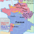 Map orleans France Siege Of orleans Wikipedia