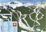 Map Ski Resorts France Ski Resorts Montenegro Skiing In Montenegro