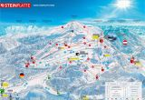 Map Ski Resorts France Trail Map Steinplatte Winklmoosalm Waidring Reit Im Winkl