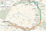 Map Stade De France A Le De France Tramway Lines 3a and 3b Wikipedia