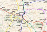 Map Stade De France Reseau Express Regional Wikipedia