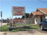Map Sweetwater Texas Allen S Family Style Meals Fried Chicken Picture Of Allen Family