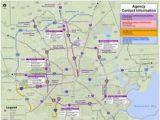 Map to Houston Texas 25 Best Maps Houston Texas Surrounding areas Images Blue