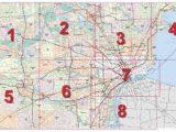 Map Troy Michigan Mdot Detroit Maps