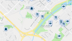 Maps Guelph Ontario Canada 360 Waterloo Avenue Guelph On Walk Score