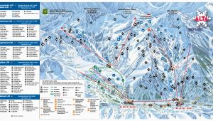 Maps Of Colorado Ski Resorts Colorado Ski areas Map Maps Directions