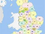 Maps Of England Counties How Well Do You Know Your English Counties Uk England