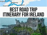 Maps Of Ireland Roads the Perfect Ireland Road Trip Itinerary You Should Steal