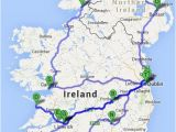 Maps Of Ireland Roads the Ultimate Irish Road Trip Guide How to See Ireland In 12
