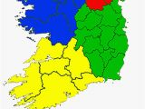 Maps Of Ireland with Counties Counties Of the Republic Of Ireland