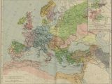 Maps Of Medieval Europe Map Of Europe Wallpaper 56 Images