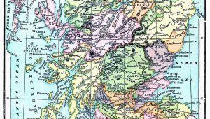 Maps Of Scotland and Ireland Instant Art Printable Map Of Scotland Things I Love Printable