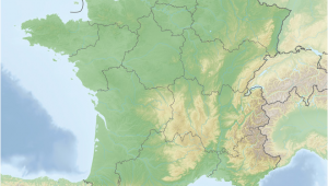 Marseille On Map Of France Frankreich Wikiwand
