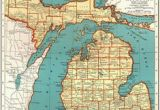 Mason Michigan Map 10 Best Map Of Michigan Images Map Of Michigan Great Lakes State