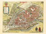 Medieval Maps Of Europe Amazing Maps Of Medieval Cities Maps City Historical