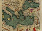 Medieval Maps Of Europe Medieval Map All Kingdoms Of the World Catalan atlas 1375