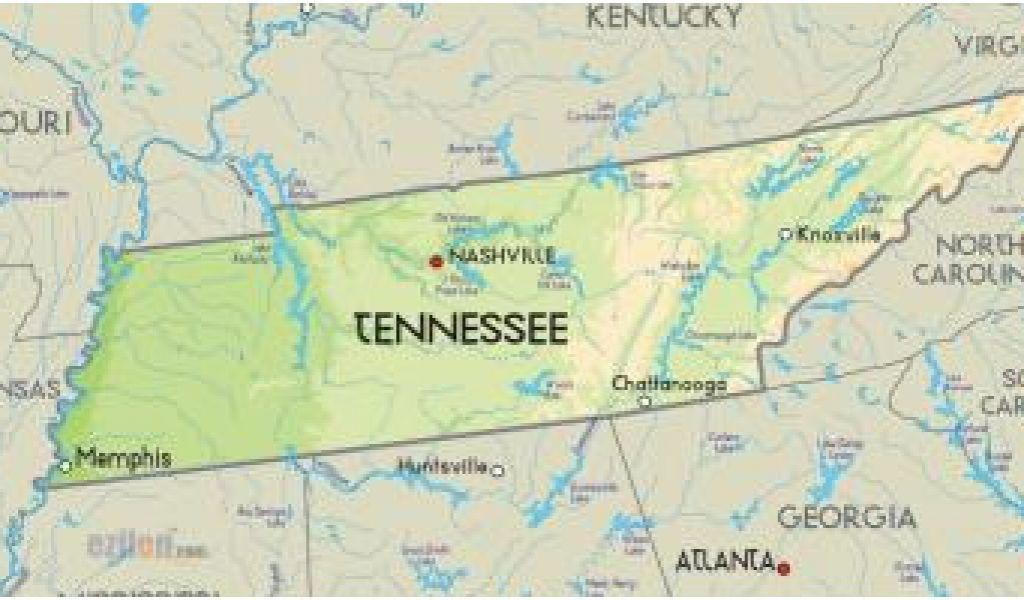 Karte Usa.Memphis Tennessee On Us Map Memphis Karte Karten Memphis