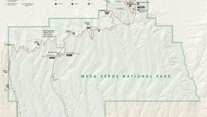 Mesa Verde Colorado Map Mesa Verde Maps Npmaps Com Just Free Maps Period