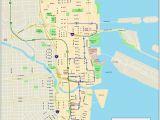 Miami University Ohio Map Miami Downtown Map