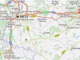 Michelin Road Map France Map Of Lemud Michelin Lemud Map Viamichelin