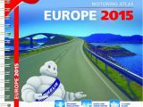 Michelin Road Maps Europe top 6 European Road atlases and Maps