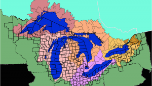 Michigan Agriculture Map Facts and Figures the Great Lakes Us Epa