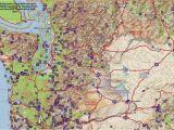 Michigan Bigfoot Sightings Map the Big Study July 2015