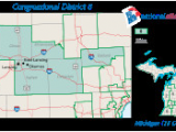 Michigan Congressional Districts Map Michigan S 8th Congressional District Wikipedia