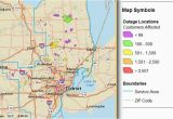 Michigan Consumers Power Outage Map Consumers Energy Power Outage Map Maps Directions