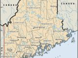 Michigan County Map Book State and County Maps Of Maine